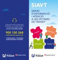NOU SERVEI D'INFORMACIÓ I ATENCIÓ A LES VÍCTIMES DE TRÀNSIT (SIAVT)